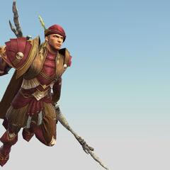 Male Ranger 4