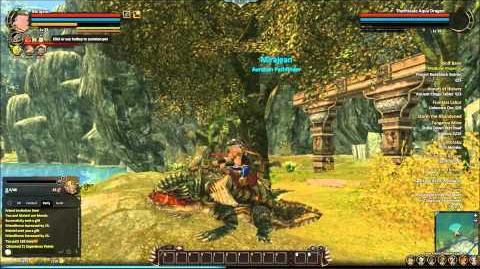 Crooked Tooth (Boss) & Thornscale Aqua Dragon-0