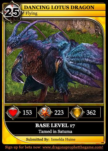Dragon Card DLD25
