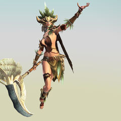 Female Oracle 2