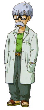 Dr.Brief art
