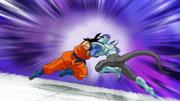 Gokū vs Frost