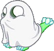 Ghost Dragon Baby