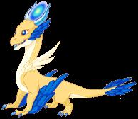 Halo Dragon Adult