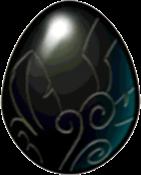 Jet Dragon Egg