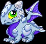 Silver Dragon Baby