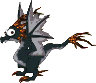 Ash Dragon Adult