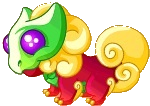 Daydream Dragon Baby