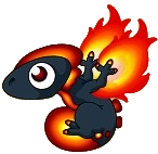 Ember Dragon Baby