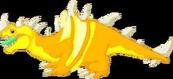 Sulfur Dragon Adult