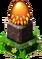 Bearded Pedestal