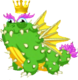 CactusDragonAdultCrown