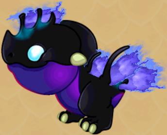 DarkRiftDragonBaby