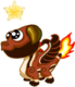 BronzeOlympusDragonBabyStar