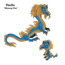 Danika Dragon