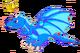 BlueFireDragonAdultCrownOld