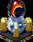 Solar Eclipse Pedestal