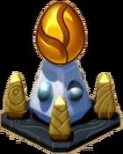 Chrysalis Pedestal