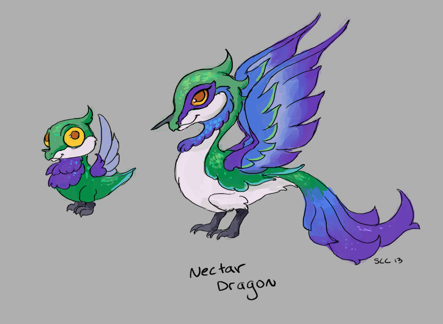 how to get nectar dragon in dragonvale