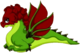 RoseDragonAdult