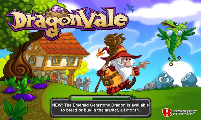 File:Emerald Dragon Game Screen.png