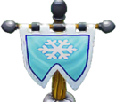Cold Element Flag