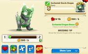 Dragon Enchanted Oracle Newborn Info