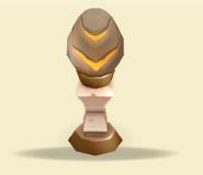 Thermal Pedestal