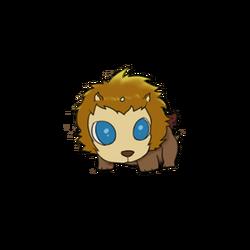 Lion sprite5