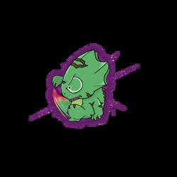 Chameleon sprite5 at