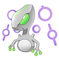 Alien sprite4 at