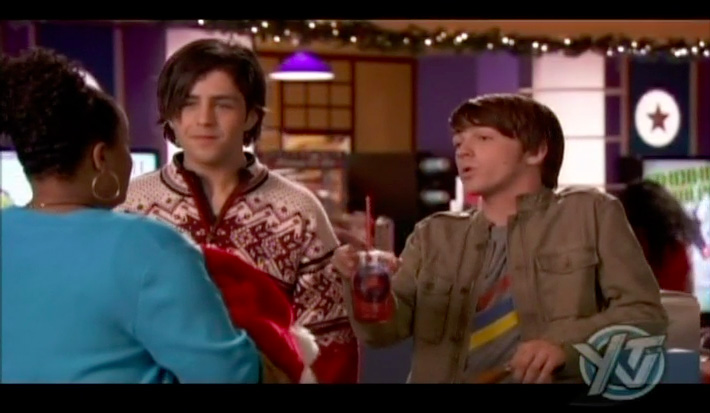 Image - Merry-christmas-drake-and-josh-01.jpg | Drake and Josh ...