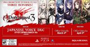 DD3 Promotional NA DLC