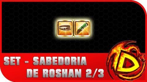 DSO Set - Sabedoria de Roshan 2 3