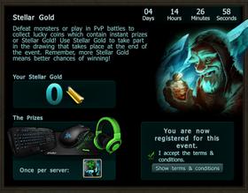 Stellar gold 81213