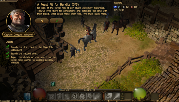 A feast fit for bandits 3.2