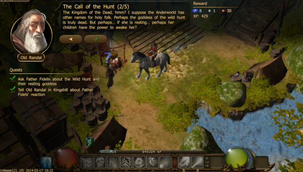 The call of the hunt 2.2