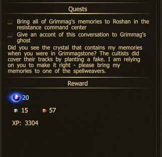 28 grimmag's memory 2