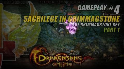 Drakensang Online Gameplay 4 P1 ★ Sacrilege In Grimmagstone Quest • The Grimmagstone Key