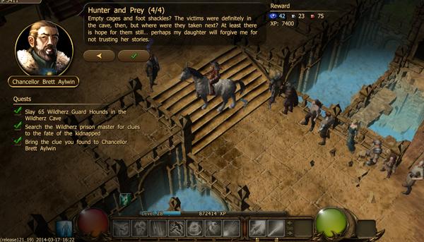 Hunter and prey 4.2