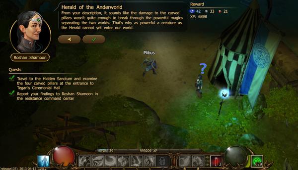 Herald of the anderworld b