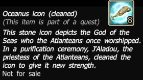 Oceanus icon cleaned