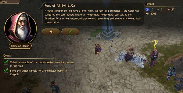 Font of All Evil 1-2 end