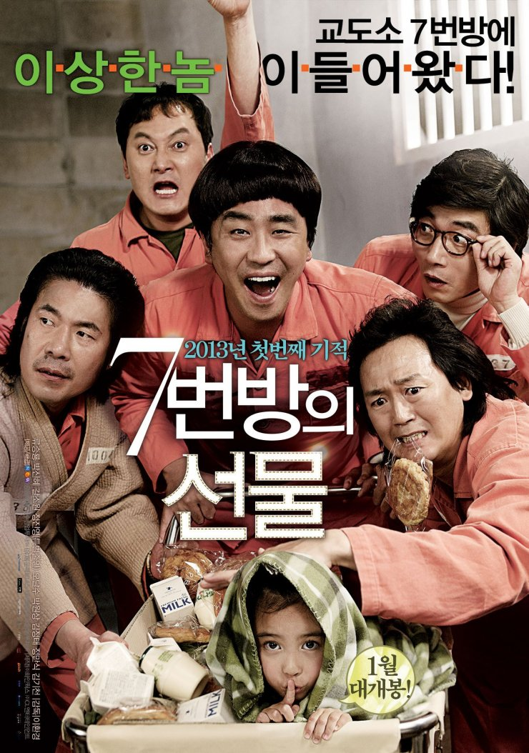 Pelicula Miracle in Cell No 7