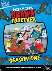 DT Season 1 DVD Cover