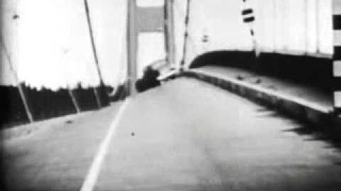 Tacoma Narrows Bridge Collapse (Sound Version) (Standard 4 3) (1940)
