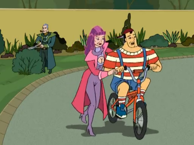 File:Captain Hero learning to ride a bike.png