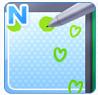 Art App Frame Green