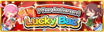 1 Year Lucky Bag