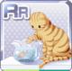 Kitty Likes Water Tiger